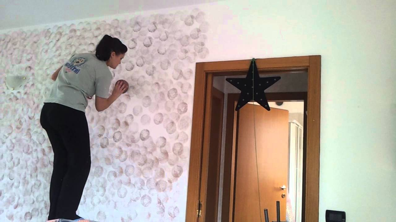 Idee Pittura Soggiorno | Pittura Pareti Salone Pitture Interni ...