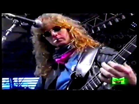 Europe soundcheck Tour 1989 Rare