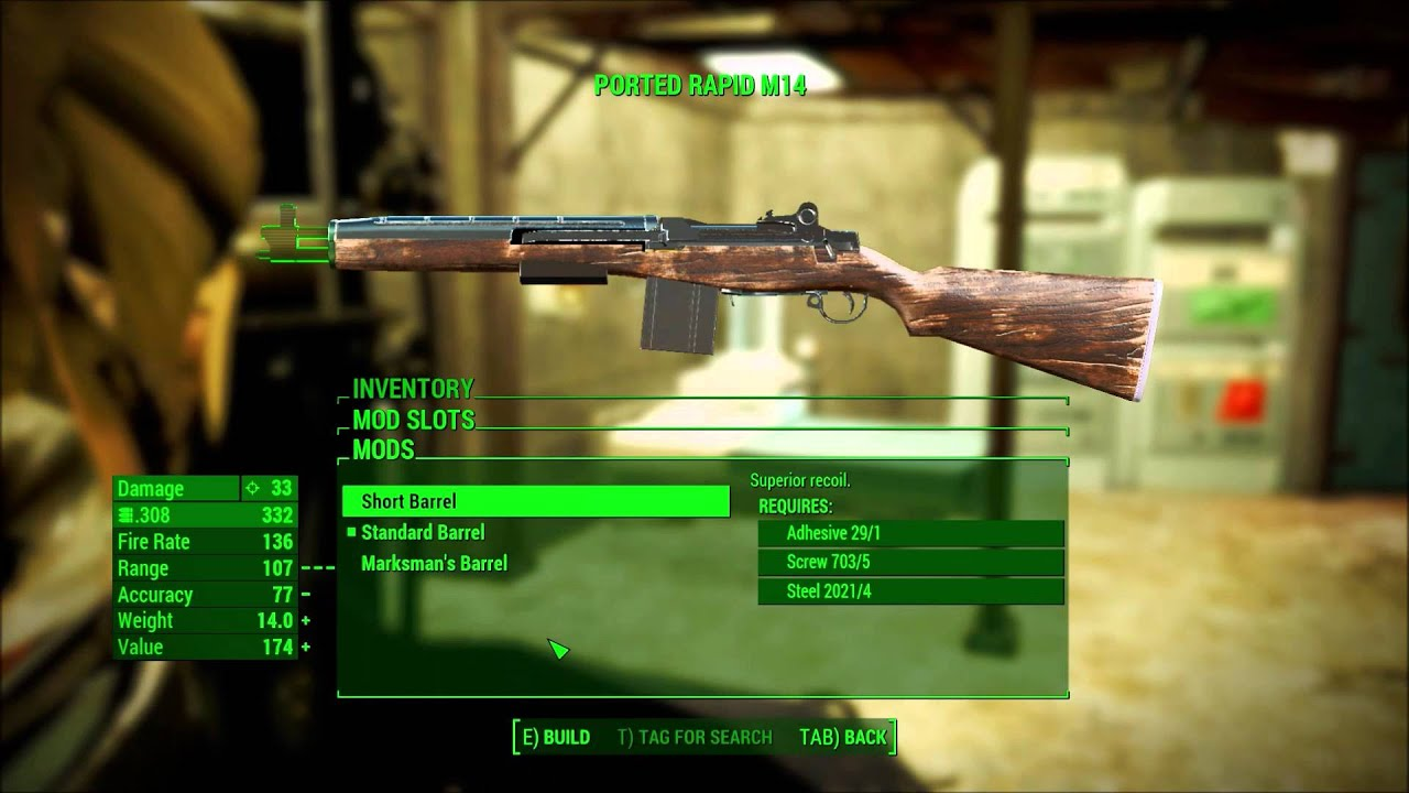 """Fallout 4 Automatron - Install The M-SAT On A Robot - """"Restoring ..."""