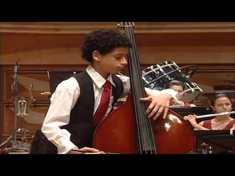 Dragonetti: Doublebass Concerto · Rubén Rodríguez · Orquesta Sinfónica Juvenil de Caracas