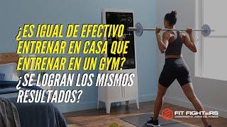 ¿Es igual de efectivo entrenar en casa que entrenar en un gym? ¿Se logran los mismos resultados? screenshot 3