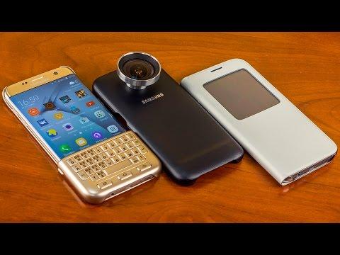 Обзор оригинальных аксессуаров для Samsung Galaxy S7 и S7 Edge от Ferumm.com