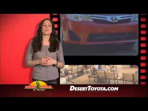 Desert Toyota Tucson S 1 Dealer