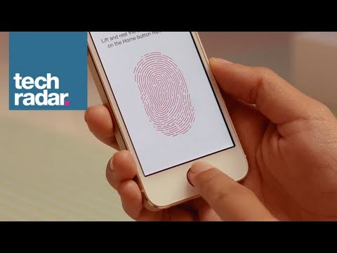 iPhone 5S Touch ID fingerprint scanner: How does it work?