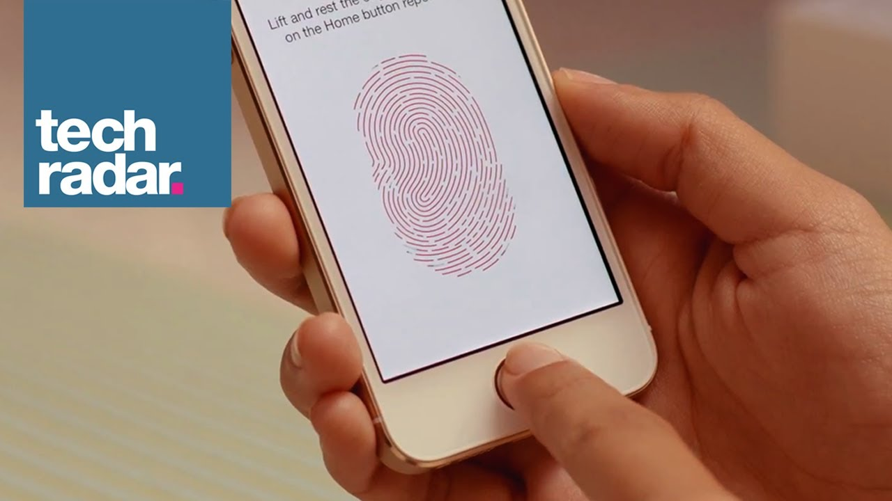 Iphone  Without Fingerprint Scanner