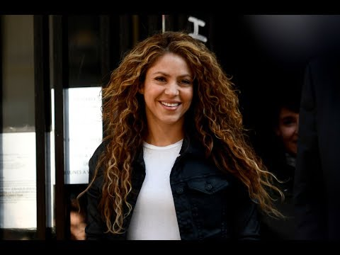 Shakira and Carlos Vives appear in court in plagiarism case