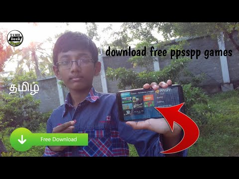 How To Download Ppsspp Games For Free Latest Version 2018 !!!