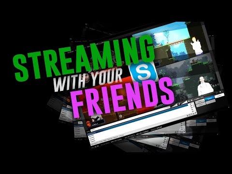 How To Stream With Friends On Twitch