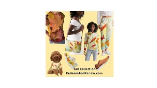 Redeem And Renew Fall Collection