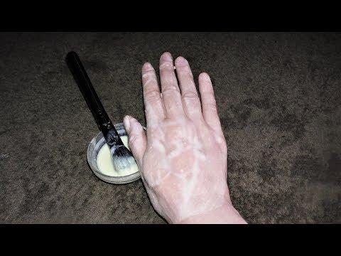 Как отбелить руку