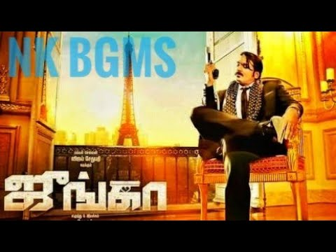 Junga Tamil Movie BGM   Vijay Sethupathi   Sayyeshaa   Madonna Sebastian   Siddharth   Yogi Babu