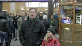 Flashmob Finlandia