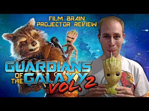 Projector: Guardians of the Galaxy Vol. 2 (REVIEW)