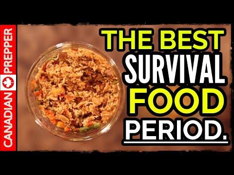 The Best Tasting Survival Food