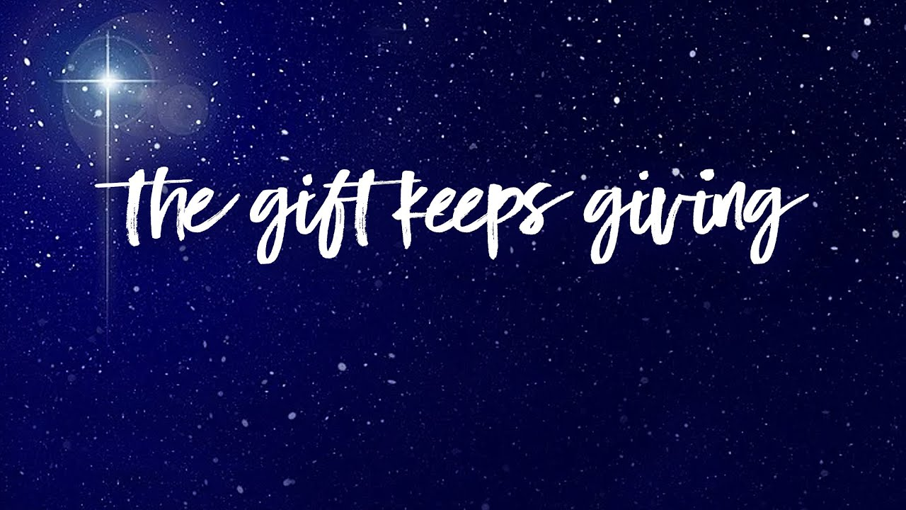 The Gift Keeps Giving | Pastor Don Young
