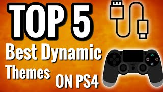 TOP 5 Best Dynamic Themes On Ps4 - AnisGoneCrazy