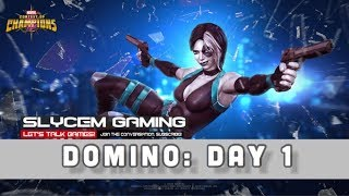 MCOC Time W/Slycem...Arena Grinding For Domino & 100 FGMC!!!!!!!