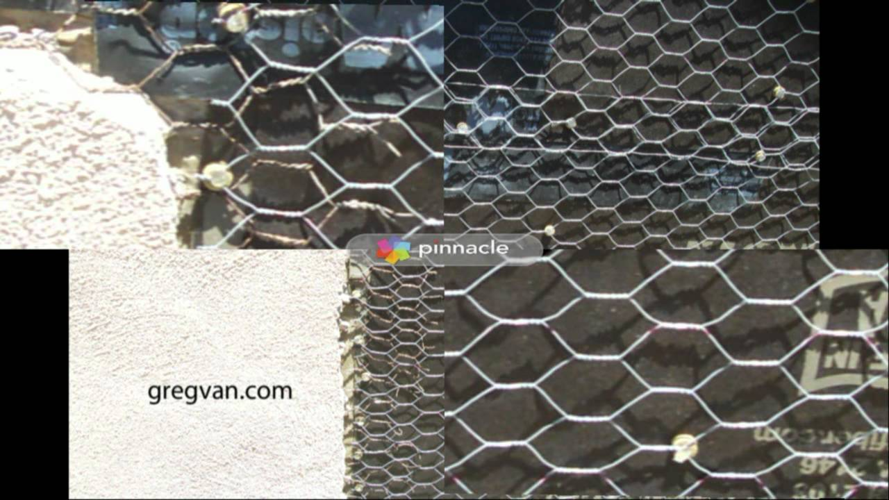 Stucco Lath Tips  Construction Remodeling and Home