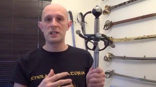 Video New rapier review and chat - Danelli Armouries download MP3, 3GP, MP4, WEBM, AVI, FLV April 2018