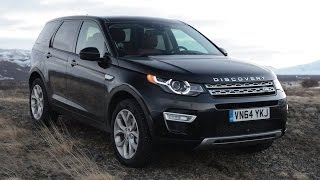 Land Rover Discovery Sport 2015 Videos