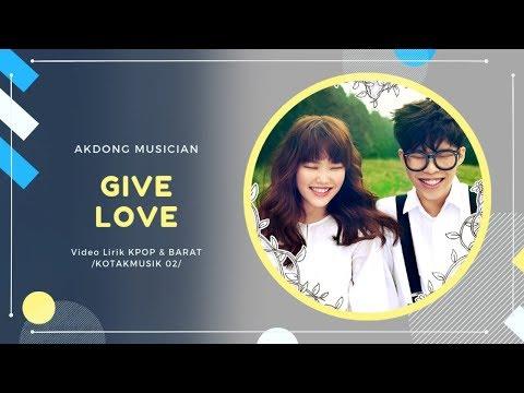AKMU - 'GIVE LOVE' Easy Lyrics (SUB INDO) - YouTube