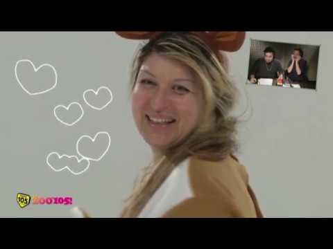 """Ylenia Mezzani: Italia 1 """"Teste di Casting"""" Zoo di 105"""