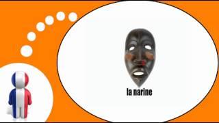 урок французского языка = Человеческим лицом # Африканские маски