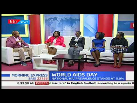 World Aids Day:National HIV prevalence stands at 5.9%
