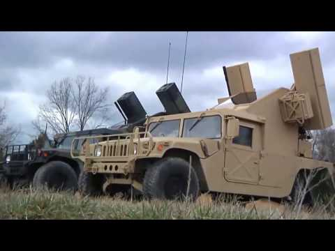 US WEAPONS 2017 - The Humvee Shoot Down Aircraft, US Soldiers Training on the AN/TWQ-1 Avenger