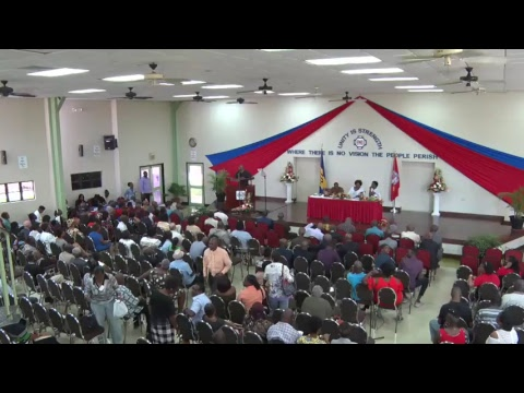 Feature address at the Barbados Workers Union's 77th Annual Delegates Conference