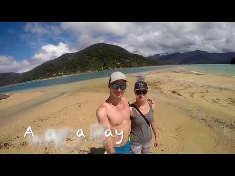 NZ Vlog #8: Abel Tasman National Park - Walk & Kayaking
