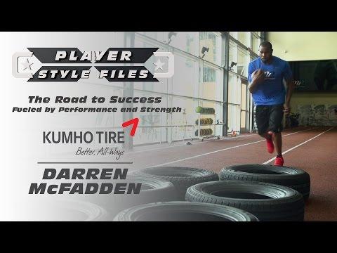 Player Style Files: Darren McFadden