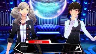 Persona 5: Dancing In Starlight All Makoto Social Ranks
