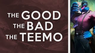 The Good, The Bad, and The Teemo of Magic Penetration Dr. Mundo
