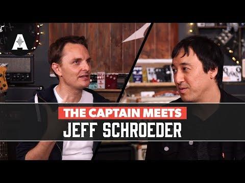 The Captain Meets Jeff Schroeder (The Smashing Pumpkins)