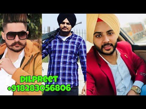 Jatt De Star || Sidhu Moosewala || Varinder Brar  || Dhillon Daman Preet || Full HD || 2018