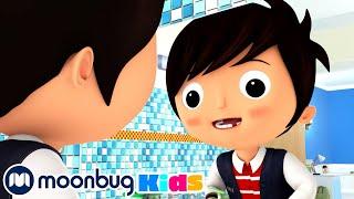 Wobbly Tooth Song | Little Baby Bum | Cartoons and Kids Songs | Nursery Rhymes