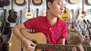 Chọn Giê-xu thôi (Isaac Thái) Guitar cover.