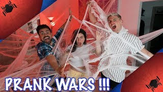 SPIDERMAN PRANK ON MARK DOHNER !!!