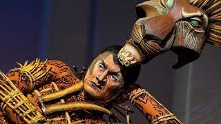 Скачать The Lion King Broadway Cast The Madness Of King Scar With Lyrics