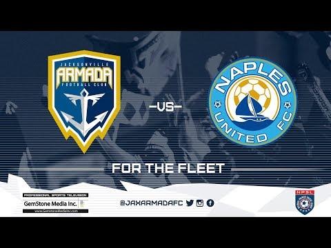 Jacksonville Armada FC vs. Naples United FC