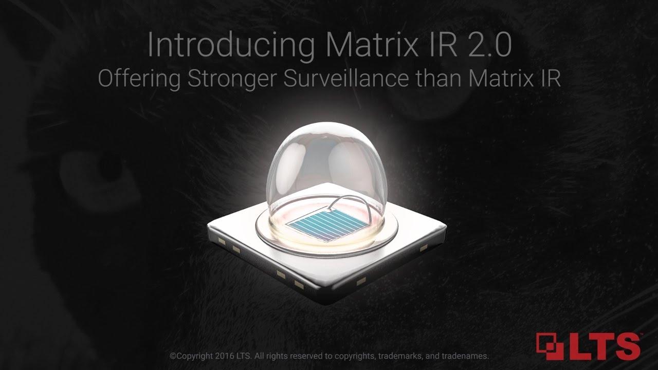 LTS Matrix IR 2 0 - Highest Performing IR LED for Night Vision