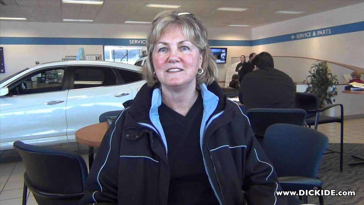 Customer Testimonial : Penny   2012 Honda Accord  Dick Ide Honda, Rochester  NY Dealer Review