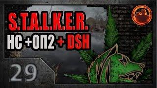 S.T.A.L.K.E.R. Народная солянка ОП-2 DSH мод 29. Меченый из наркокартеля.