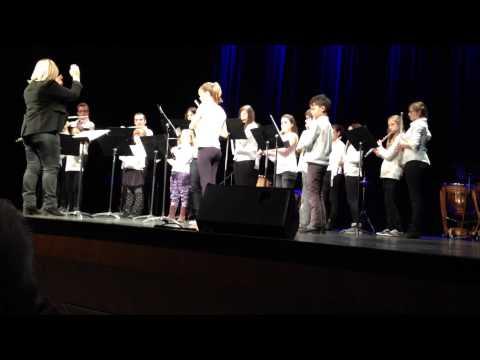 gala 19 janvier 2014 Ecole de musique Bourg les Valence