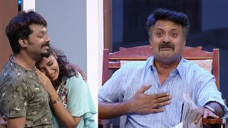 Thakarppan Comedy | Entry of a thief to home...  | Mazhavil Manorama