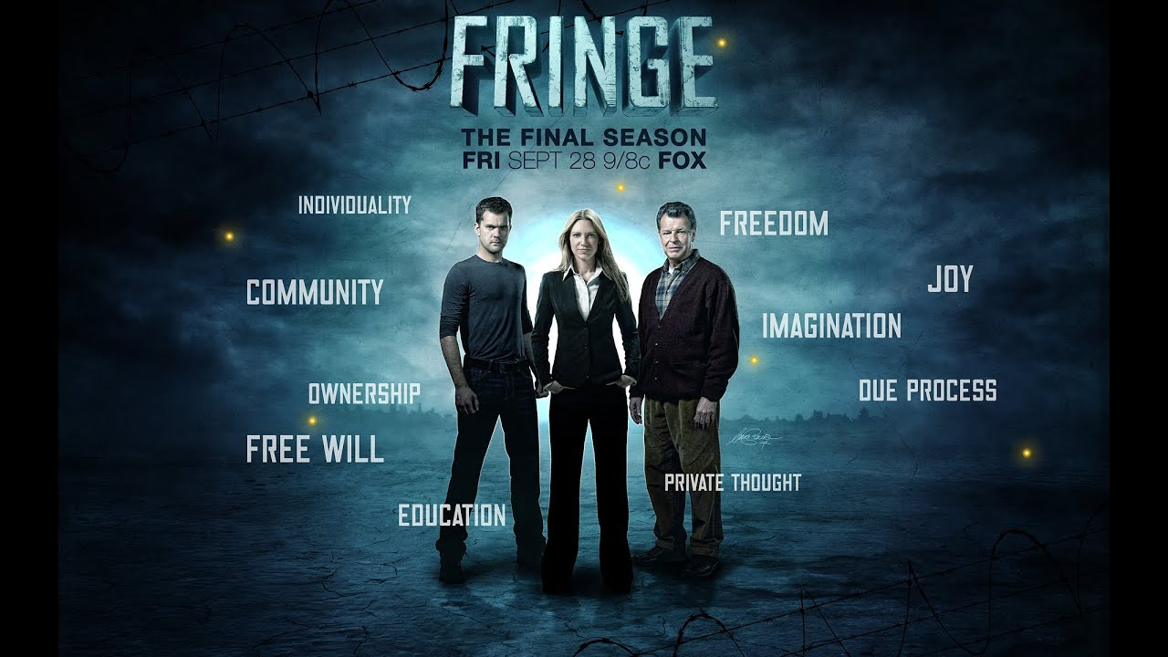 Animation Hd Wallpapers 1080p Fringe End 5x13 Scena Finale Ita Youtube