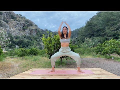 Yoga-pilates karışık