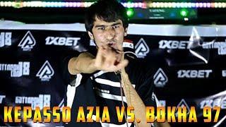 БАТТЛЕРИ СОЛ 2018, Kepasso Azia vs. Bokha 97 (RAP.TJ)