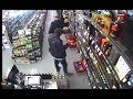 Edithvale IGA teenage GROUP stealing 9 Sep 2017 (From 0:27 - 1:10)
